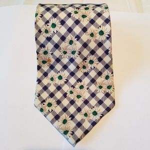 Nautica 100% silk Hand Finished Tie